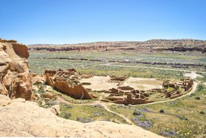 Ancestral Pueblos at Chaco Canyon